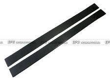 For Toyota ft86 brz frs Carbon Side Skirt Extension (190cm length, 10cm width)