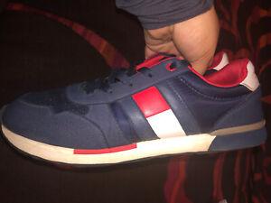 Tommy Hilfiger Schuhe Sneaker Gr. 41 Blau