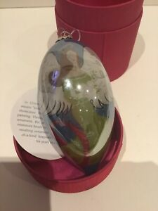 Li Bien Ornament Christmas Bauble Glass Decoration 2006 Handpainted Boxed 2006