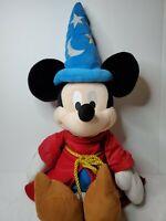 Mickey Mouse Sorcerer  Fantasia Plush