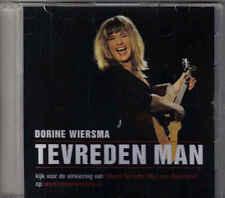 Dorine Wiersma-Tevreden Man Promo cd single