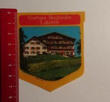 Aufkleber/Sticker: Gasthaus Bergfrieden Laterns (090317100)