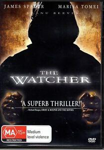 The Watcher (DVD, 2013)  #DD 4