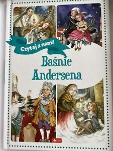 Baśnie Andersena Polskie Ksiazki Dla Dzieci