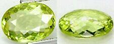 Pakistan 100% Naturale Verde Lime Crisoberillo Cuscino Taglio Gemma 1.27Ct
