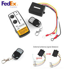 12V Car Truck ATV Winch Long Range Wireless Remote Control Kit-Shipping From USA