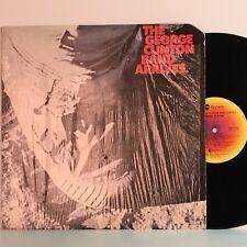 George Clinton THE GEORGE CLINTON BAND ARRIVES 1974 ABC LP EX