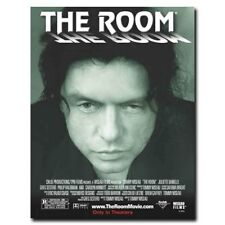 The Room 12x15inch Tommy Wiseau Movie Silk Poster Cool Gifts Wall Decoration
