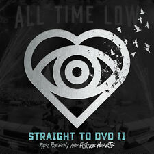 All Time Low - Straight To Dvd Ii: Past Present & Future Hearts [New CD] With DV