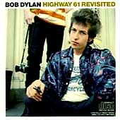 BOB DYLAN - Highway 61 Revisited (CD 1987)