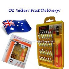 32-in- 1 Screw Driver Repair Tool Kit (for laptop, Mac, PC and mobile)