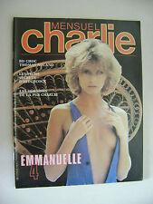 CHARLIE mensuel n° 23 - Emmanuelle 4