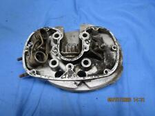 1955 Matchless G80CS Aluminum Cylinder Head, Good Condition w/ Valves   D1118