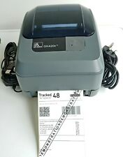 Zebra GK420t  Direct Thermal Network Label Printer with  PSU and USB Cable 338