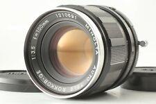【EXC+5】Minolta Rokkor-QE 100mm f/3.5 Auto Tele MF Lens From Japan #310