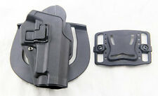 Tactical Serpa Concealment Right Hand Holster For SIG SAUER P226 P228 P229 Black