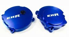 OFFER! KTM SX50 TC50 Clutch Cover With Adjustment, Judd Racing BLUE