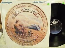 Merle Haggard~Amber Waves Of Grain~1985 Epic Records FE 40224 EX/VG+