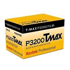 Kodak T-Max 3200 - 35 Mm - 36 película de exposición Blanco y Negro