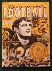 1969 Official Collegiate Football Record Book, Centennial Edition