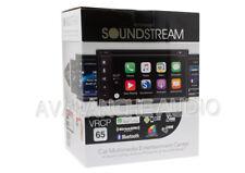 New Soundstream Car Radio Apple Car Play, Android Phone Link Bluetooth Sirius XM