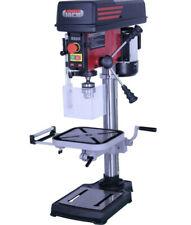 Lumberjack Variable Speed Pillar Drill Press with Digital Display 16mm Chuck