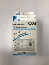 5224  VIESSMANN - MANDO NUMERICO SEÑAL LUMINOSA / Digital control module (c12)