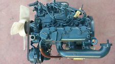 KUBOTA  / D600 ENGINE / 3 Cylinders 600cc 16HP