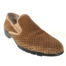 Donald Pliner Italy Womens Loafers Sport Travel Air Touch Walking Flats Sz 8
