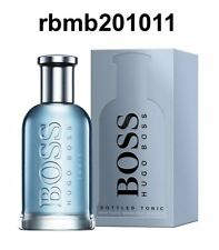 HUGO BOSS BOTTLED TONIC 3.3 oz / 100 ml EAU DE TOILETTE SPRAY MEN NIB SEALED