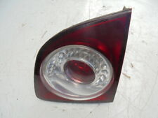 VOLKSWAGEN GOLF PLUS 2005 O/S REAR LIGHT ON TAILGATE (DRIVERS SIDE)