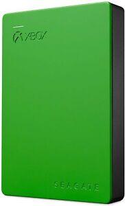 Seagate externe Festplatte HDD 2,5 Zoll Game Drive grün für Xbox One 360 USB 2TB