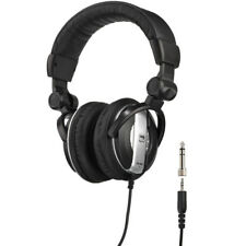 Stereo Headphones Professional DJ Closed IMG Stage Line MD-4800