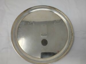 "S Kirk and Son Sterling Silver 12"" Platter Dinner Plate Charger"