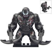 NEW Riot Venom Big Figure Spider-Man Marvel Comics Avengers Custom Figure