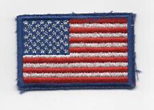 """BSA US Flag Shoulder Patch, 1 5/8"""" x 2 1/2"""", Mint!"""