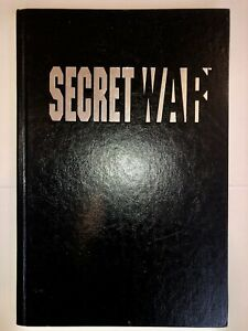 Secret War (2006 Marvel Comics) Hardcover Collects 1-5 First Print Spider-Man HC