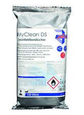 MyClean® DS Desinfektionstücher (neutral) 120 Stück