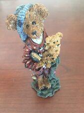 Boyds Bears,The Folkstone Collection, P.J. McSnoozin with Craxton.Hibearnation