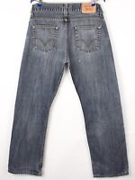 Levi's Strauss & Co Hommes 506 04 Slim Jeans Jambe Droite Taille W34 L32 BBZ320