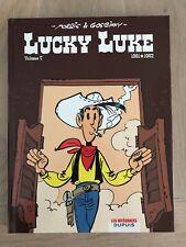 LUCKY LUKE VOL 7 DEDICACE