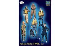 MasterBox MB3201 1/32 Famous Pilots of WW II N°1