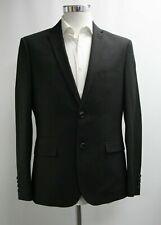 Neues AngebotHerren Iconic Slim Fit 2pc Anzug in schwarz (40r)... ref: 6881