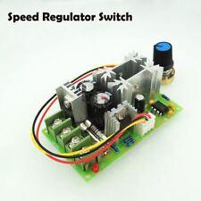 DC10-60V  20A Potentiometer Switch Motor Speed Controller Regulator Variable
