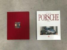 BOOK MYTHOS PORSCHE + CASE, NEW