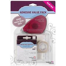 Scrapbook Adhesives Kit-EZ Runner-Mounting& Foam Squares-Keepsake Envelopes 1698
