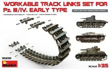 Miniart 35235 - 1/35 Workable Track Links Set For Panzer III / Iv (Early) - Neu
