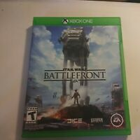 Star Wars: Battlefront, Standard Edition (Microsoft Xbox One, 2015) tested