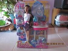 Barbie Color Me Cute African American Doll