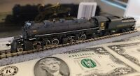 Spectrum (DCC) N Scale C & O H-4 2-6-6-2 Articulated Loco/VANDY VC Tender  #1439